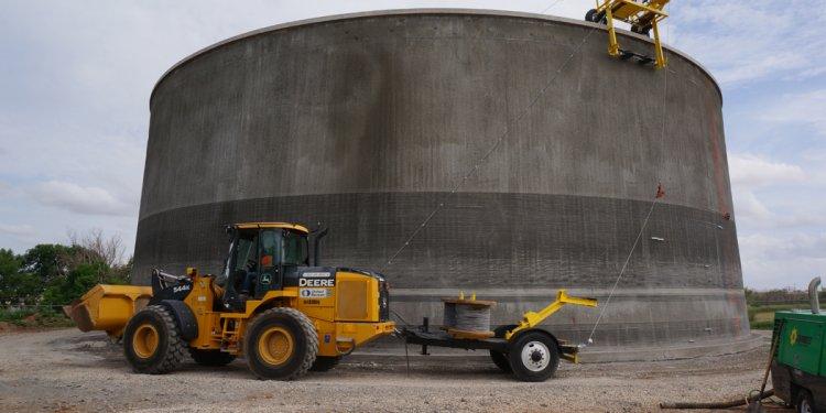 Prestressed Concrete Tanks