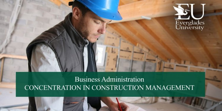 MBA in Construction Management
