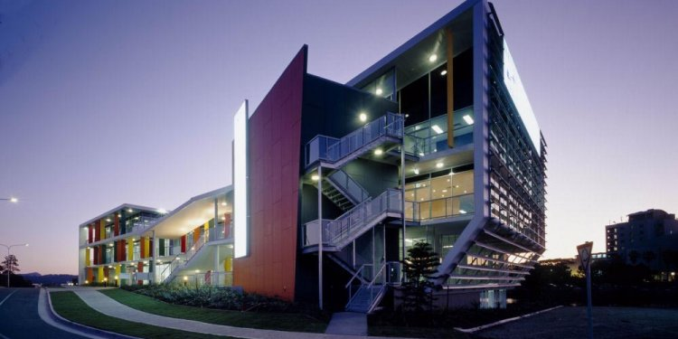 Modern Office Building Design