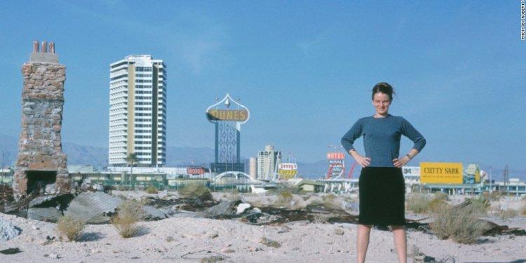 Denise Scott Brown in Las