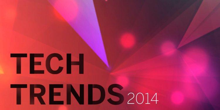 Tech Trends 2014 | frog