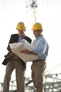 A construction organization profile develops buyer confidence.