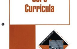 core curriculum 1996