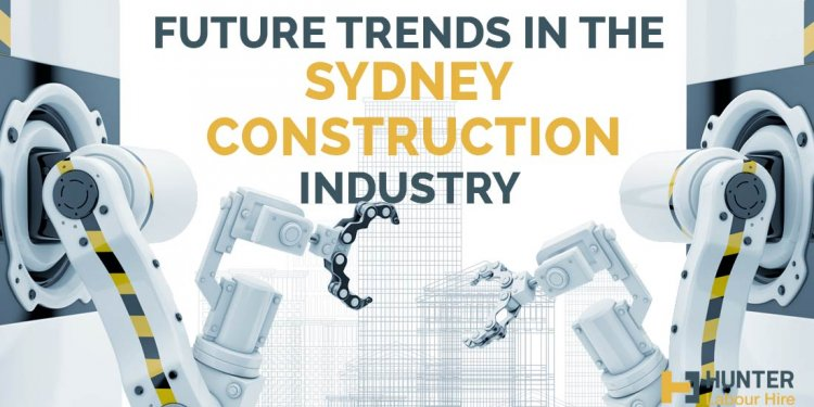 Trends in the Construction industry