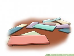 Image titled Get complimentary Building Materials Step 5