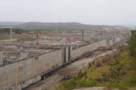 The Panama Canal Expansion Mega Project