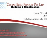 Building Construction business