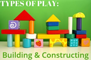 Types of Play: Building and Constructing with teenagers