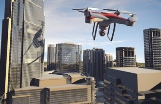 utilizing Drones in Construction For Better venture Outcomes